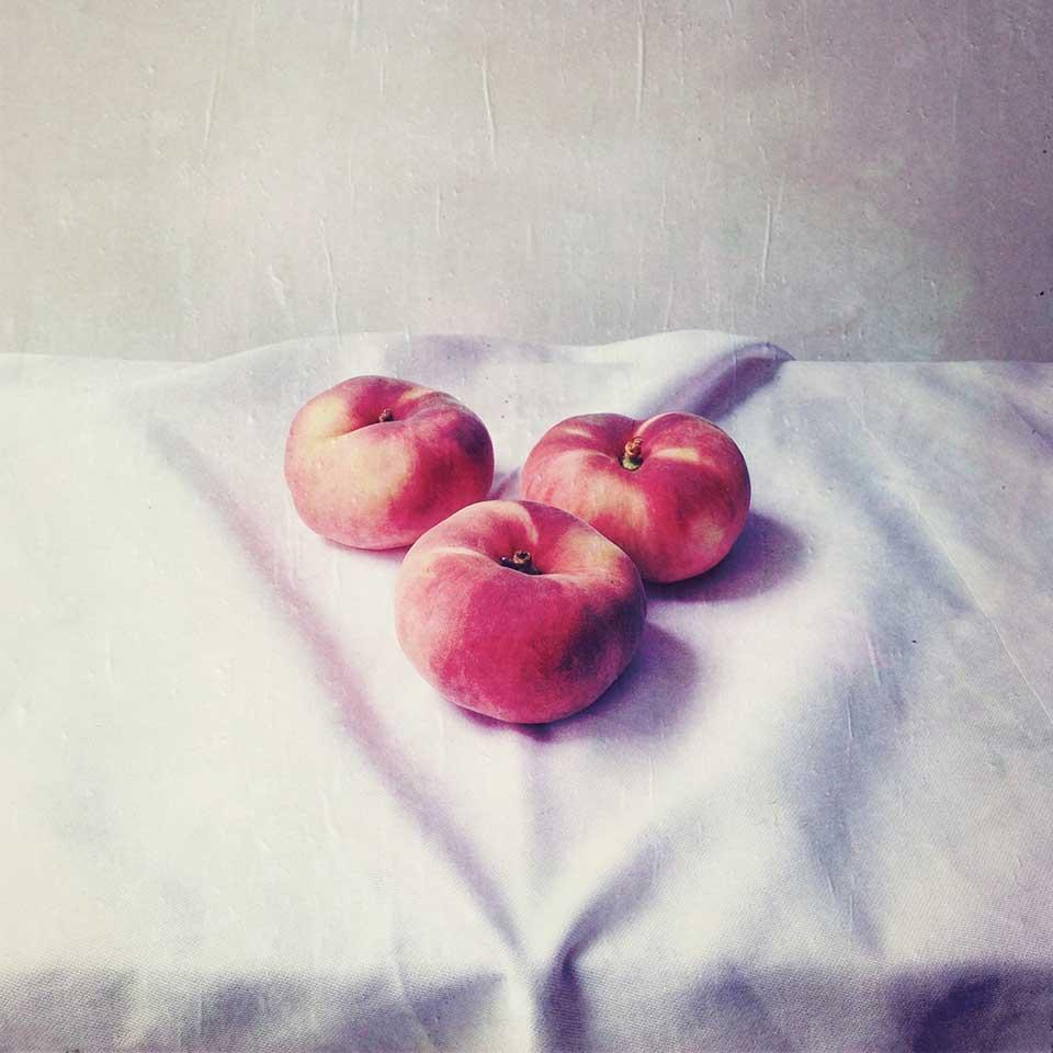 Three-Peaches