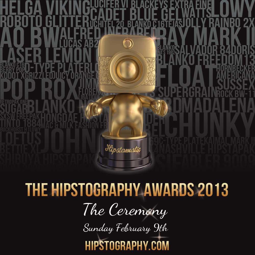 Hipstography_Awards_affiche_2013