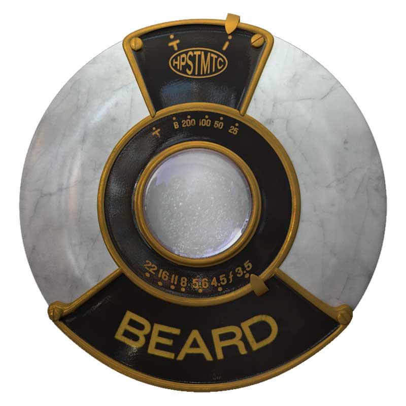 Beard ⬆︎