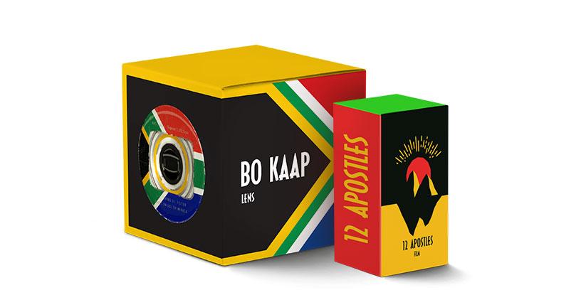 ⬆︎ Cape Town HipstaPak