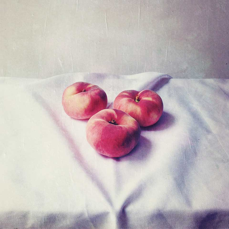 Three-Peaches