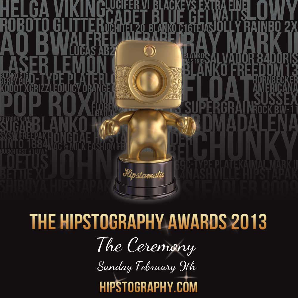 Hipstography_Awards_affiche_2013