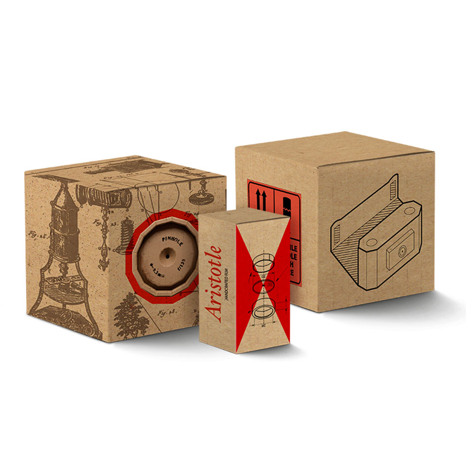 Pinhole-SnapPak-packages