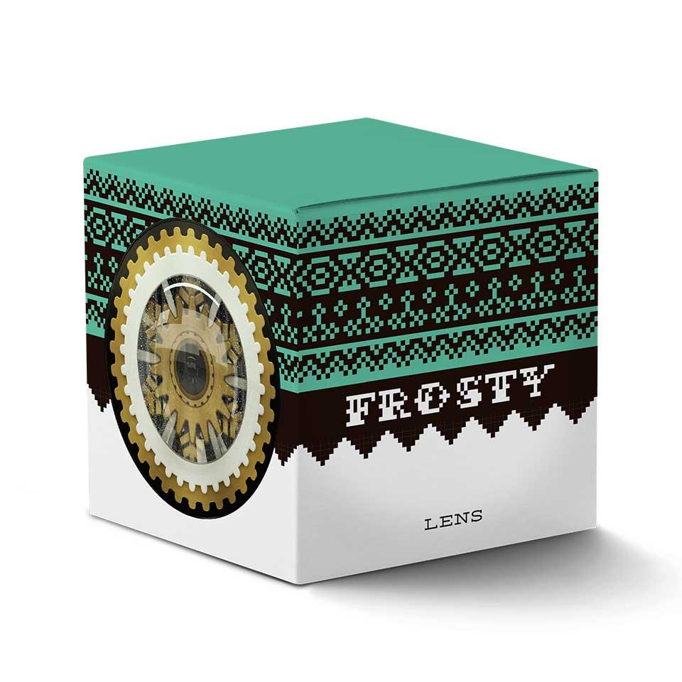 Frosty-packaging