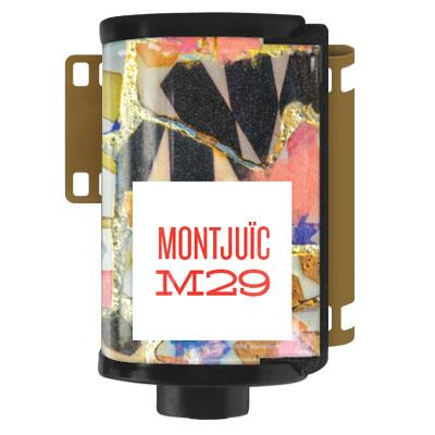 ⬆︎ Montjuïc M29